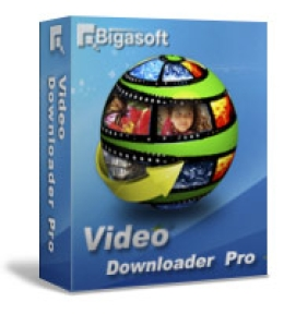 how to work bigasoft video downloader pro