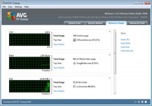 avg pc tuneup best tuneup utility PC