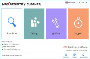 MaxSecureMaxRegistryCleaner-Review